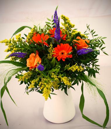 Livraison de Fleurs Bouquet chaleureux