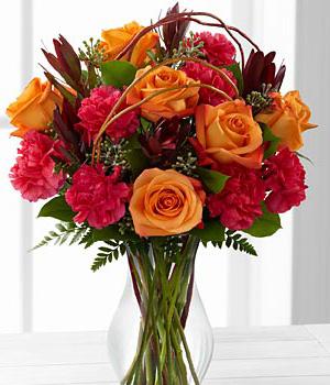 Livraison de Fleurs Bouquet de saison