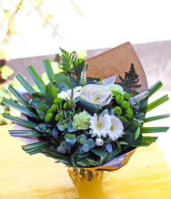 Livraison de Fleurs Le bouquet Camaieu
