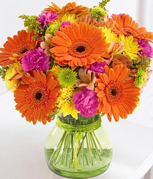 Livraison de Fleurs Bouquet joie
