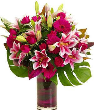 Livraison de Fleurs Arrangement floral cadeau