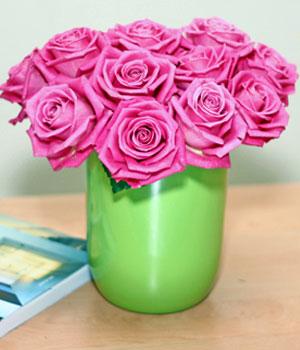 Livraison de Fleurs Roses roses