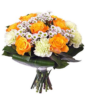 Livraison de Fleurs Voeux chaleureux